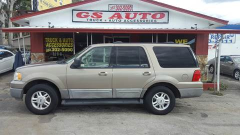 2003 Ford Expedition for sale in Crystal River, FL