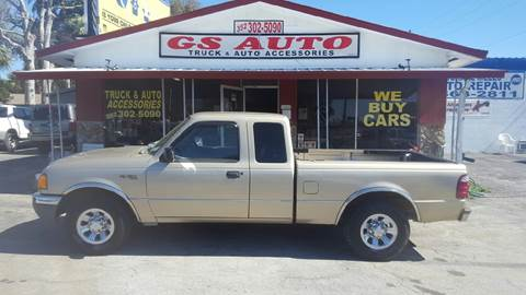 2001 Ford Ranger for sale in Crystal River, FL