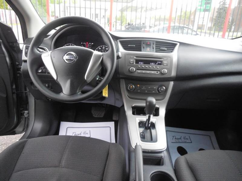 2013 Nissan Sentra S - Detroit MI