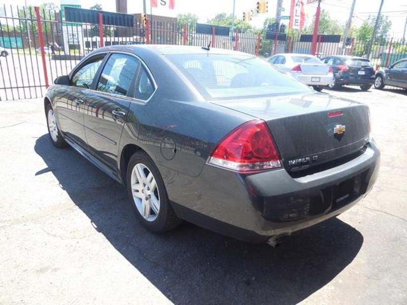 2013 Chevrolet Impala LT Fleet 4dr Sedan - Detroit MI