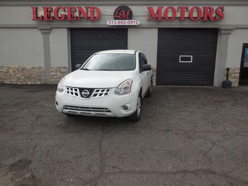 2012 Nissan Rogue car for sale in Detroit