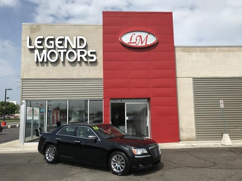 2012 Chrysler 300 car for sale in Detroit