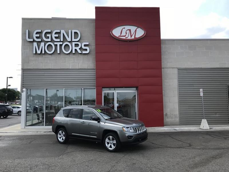 2012 Jeep Compass car for sale in Detroit