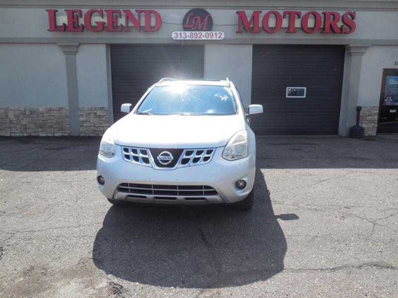 2011 Nissan Rogue car for sale in Detroit