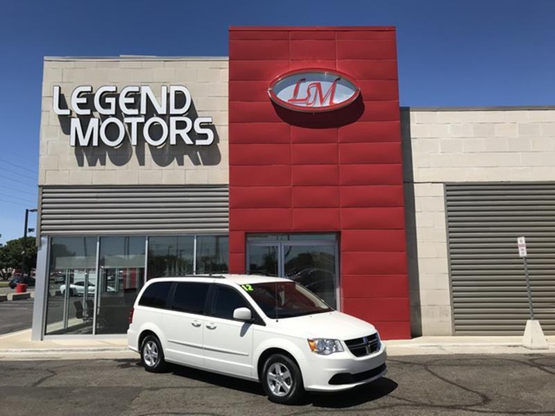 2012 Dodge Grand Caravan car for sale in Detroit