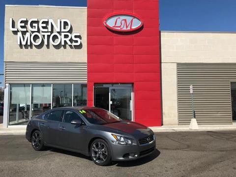 Legend Motors of Detroit - Used Cars - Detroit MI Dealer