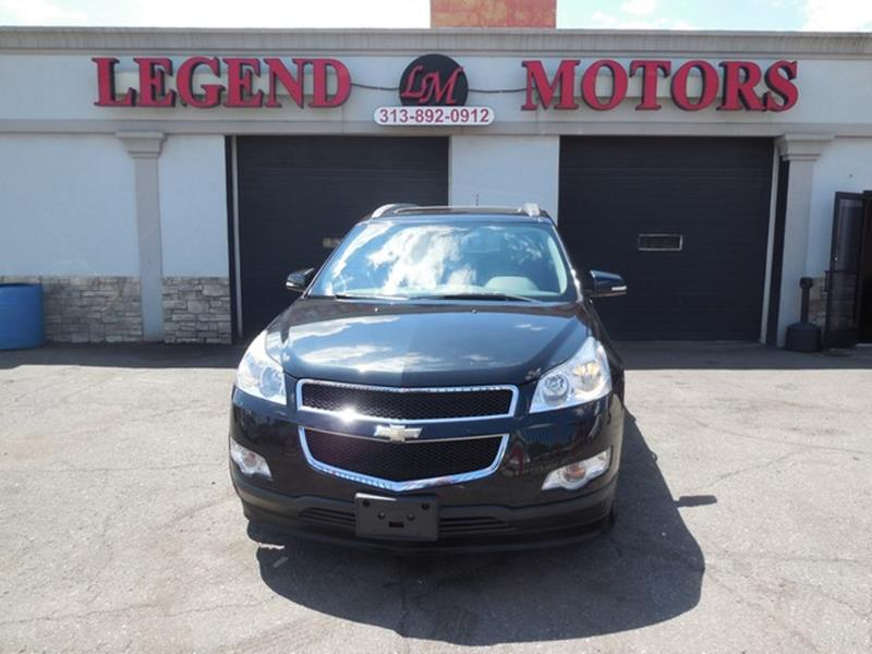 2011 Chevrolet Traverse car for sale in Detroit
