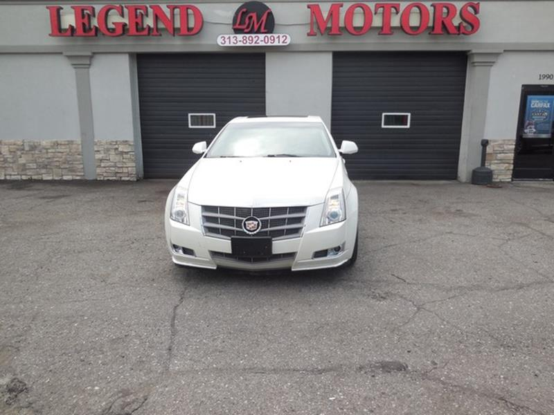 2011 Cadillac Cts car for sale in Detroit