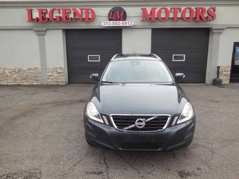 2012 Volvo Xc60 car for sale in Detroit
