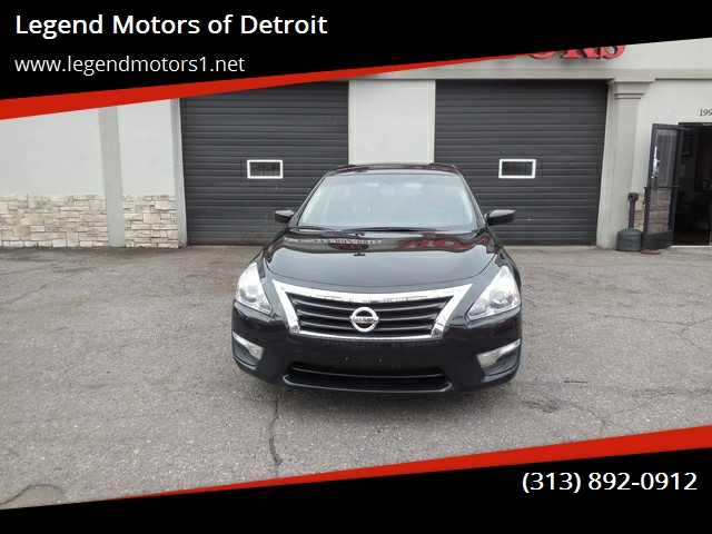 2014 Nissan Altima car for sale in Detroit