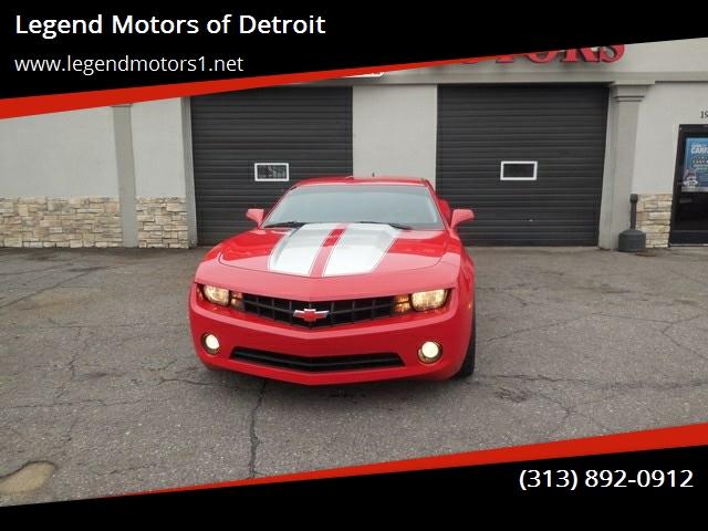 2013 Chevrolet Camaro car for sale in Detroit