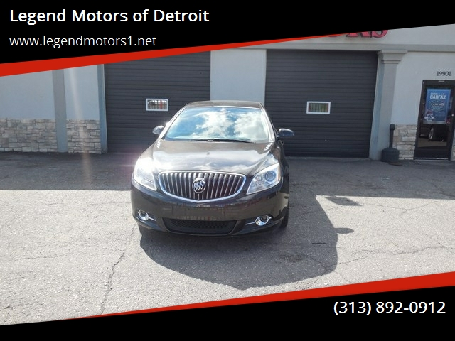 2015 Buick Verano car for sale in Detroit