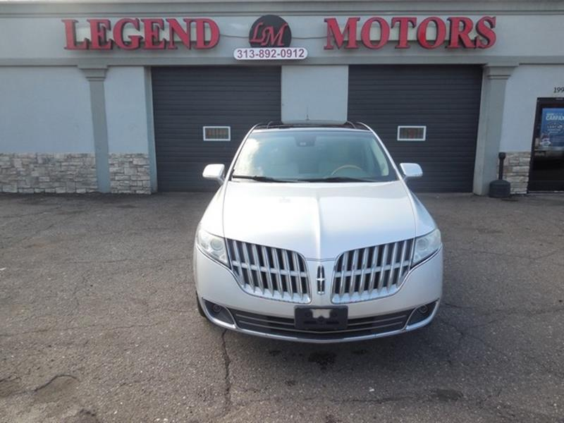 2011 Lincoln Mkt car for sale in Detroit