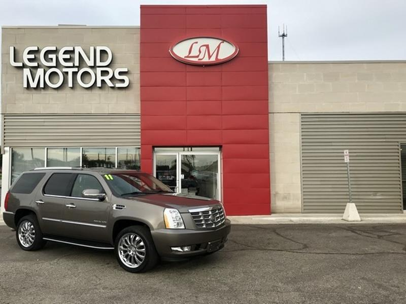 2011 Cadillac Escalade car for sale in Detroit