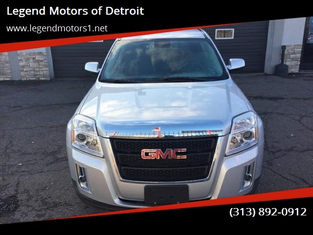 2012 Gmc Terrain car for sale in Detroit