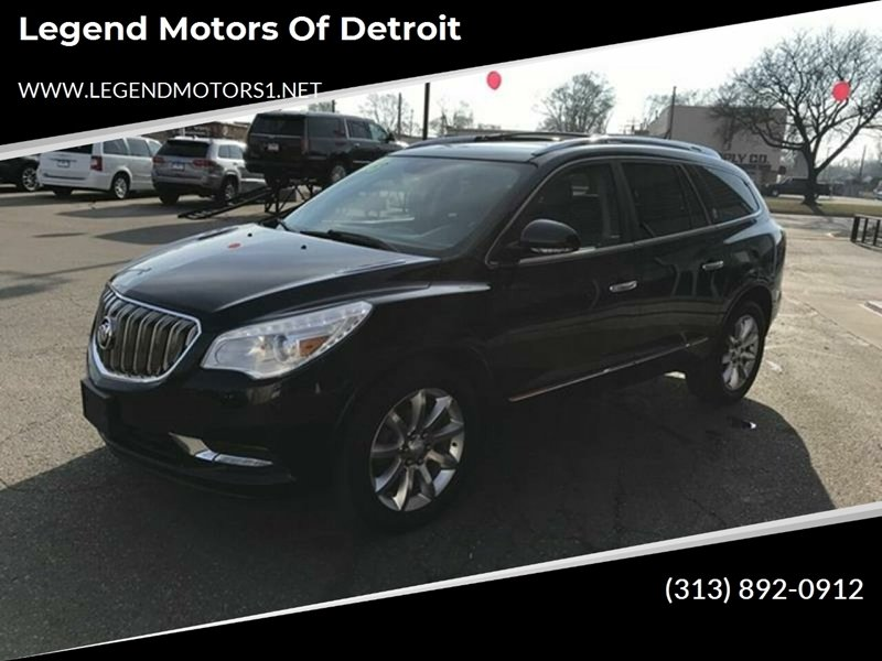 2013 Buick Enclave car for sale in Detroit