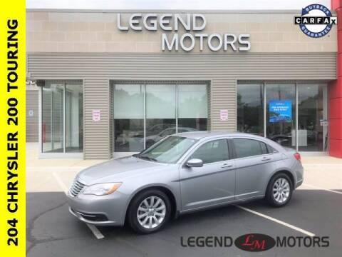 2014 Chrysler 200 for sale at Legend Motors of Detroit - Legend Motors of Waterford in Waterford MI