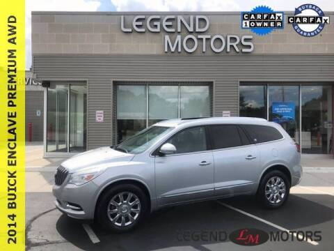 2014 Buick Enclave for sale at Legend Motors of Detroit - Legend Motors of Waterford in Waterford MI