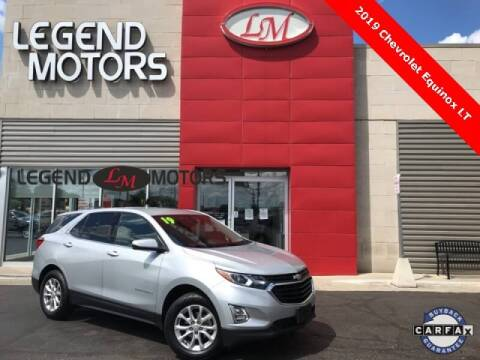 2019 Chevrolet Equinox for sale at Legend Motors of Detroit - Legend Motors of Ferndale in Ferndale MI