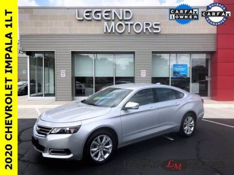 2020 Chevrolet Impala for sale at Legend Motors of Detroit - Legend Motors of Waterford in Waterford MI