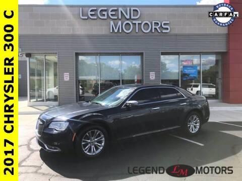 2017 Chrysler 300 for sale at Legend Motors of Detroit - Legend Motors of Waterford in Waterford MI