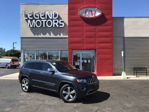 2014 Jeep Grand Cherokee for sale at Legend Motors of Detroit - Legend Motors of Ferndale in Ferndale MI