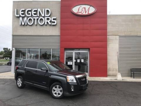 2014 GMC Terrain for sale at Legend Motors of Detroit - Legend Motors of Ferndale in Ferndale MI