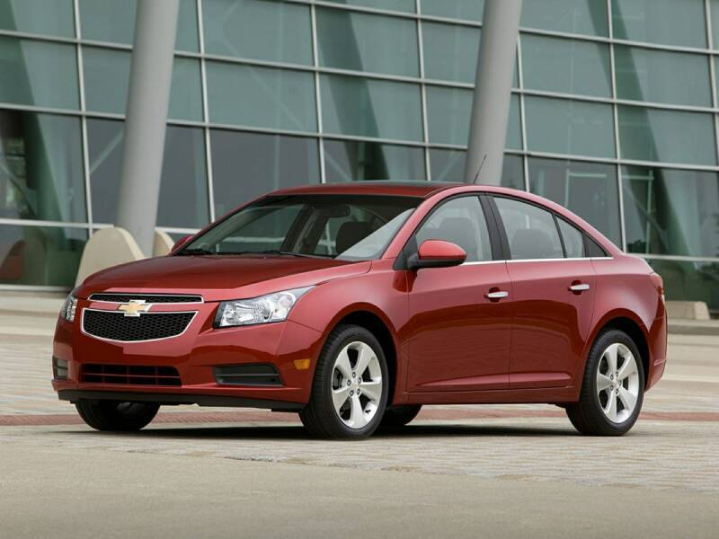 2014 Chevrolet Cruze for sale at Legend Motors of Detroit - Legend Motors of Ferndale in Ferndale MI