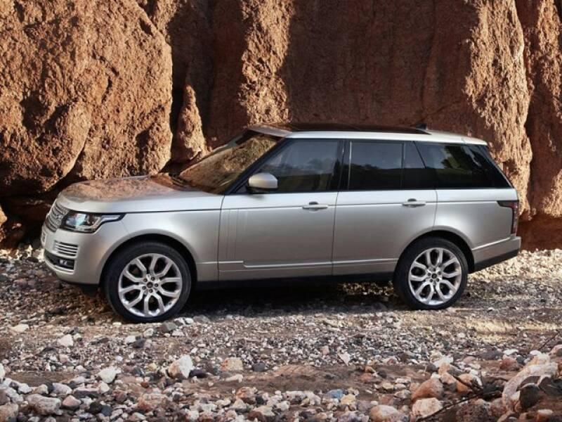 2015 Land Rover Range Rover for sale at Legend Motors of Detroit - Legend Motors of Waterford in Waterford MI