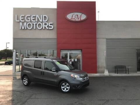 2015 RAM ProMaster City Wagon for sale at Legend Motors of Detroit - Legend Motors of Ferndale in Ferndale MI