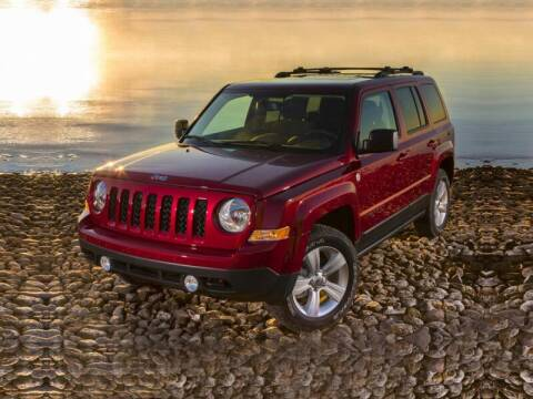 2017 Jeep Patriot for sale at Legend Motors of Detroit - Legend Motors of Ferndale in Ferndale MI