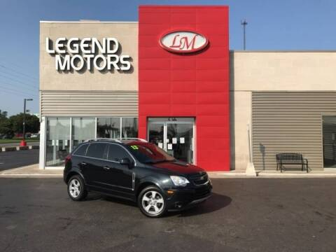 2013 Chevrolet Captiva Sport for sale at Legend Motors of Detroit - Legend Motors of Ferndale in Ferndale MI