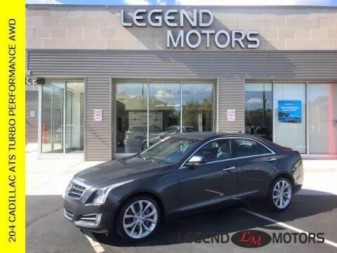 2014 Cadillac ATS for sale at Legend Motors of Detroit - Legend Motors of Waterford in Waterford MI