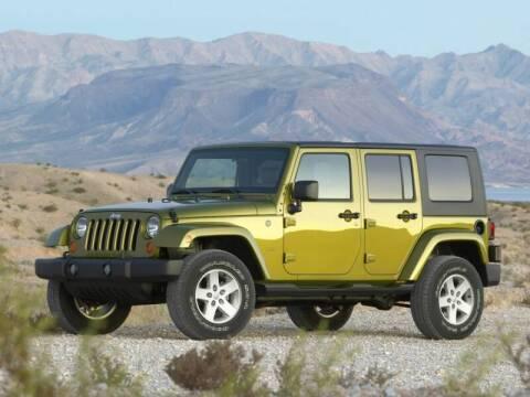 2009 Jeep Wrangler Unlimited for sale at Legend Motors of Detroit - Legend Motors of Ferndale in Ferndale MI