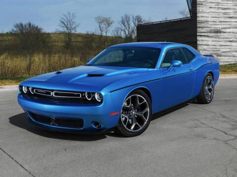 2018 Dodge Challenger for sale at Legend Motors of Detroit - Legend Motors of Ferndale in Ferndale MI