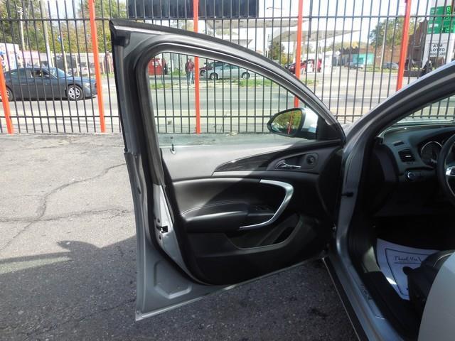 2012 Buick Regal 4dr Sedan - Detroit MI