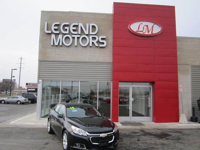 2015 Chevrolet Malibu LTZ 4dr Sedan w/1LZ - Detroit MI