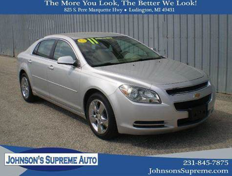 2011 Chevrolet Malibu for sale in Ludington MI