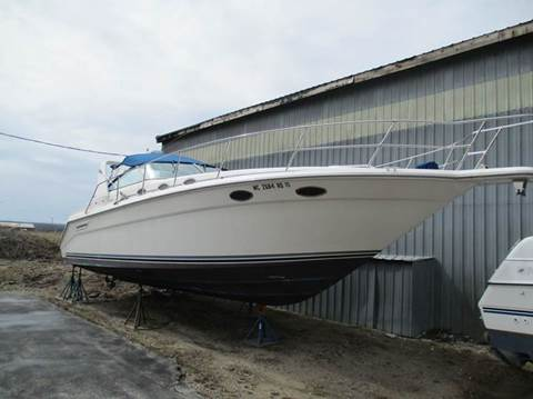1995 Sea Ray Express Cruiser for sale in Ludington, MI