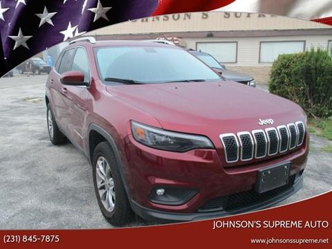 2019 Jeep Cherokee for sale in Ludington, MI