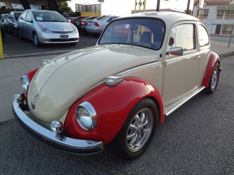 1971 Volkswagen Beetle for sale in North Hollywood, CA