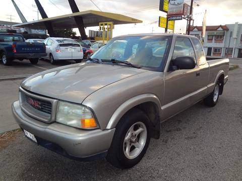 2001 GMC Sonoma for sale in North Hollywood, CA