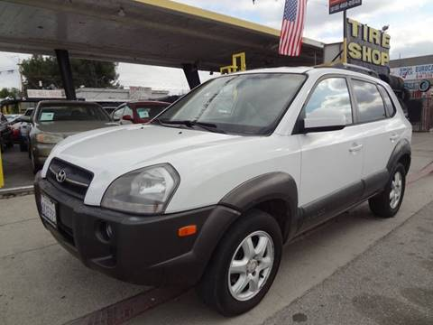2005 Hyundai Tucson for sale in North Hollywood, CA