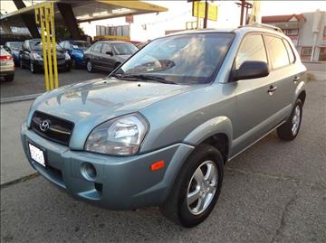 2008 Hyundai Tucson for sale in North Hollywood, CA