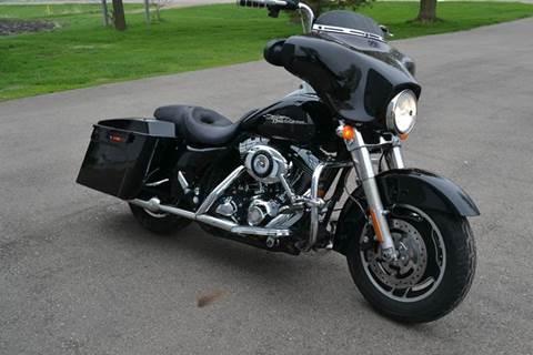 2008 Harley-Davidson Street Glide for sale in Winthrop, MN