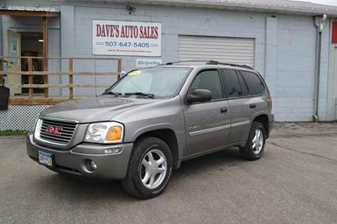 2006 GMC Envoy for sale at Dave's Auto Sales in Winthrop MN