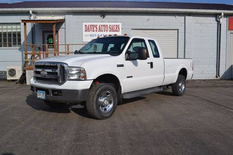 2006 Ford F-250 Super Duty for sale in Winthrop, MN