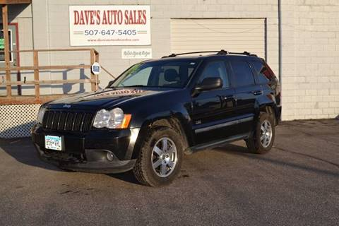 2008 Jeep Grand Cherokee for sale in Winthrop, MN
