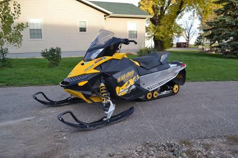 2011 Ski-Doo MXZ 600