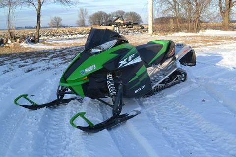2012 Arctic Cat XF 800